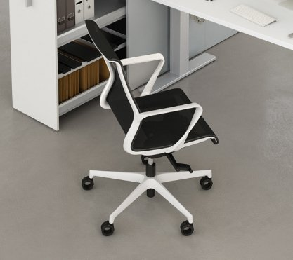 Wieltjes Bureaustoel Vervangen.Loopt Bij U Alles Nog Op Rolletjes Officecity Kantoormeubelen Blog